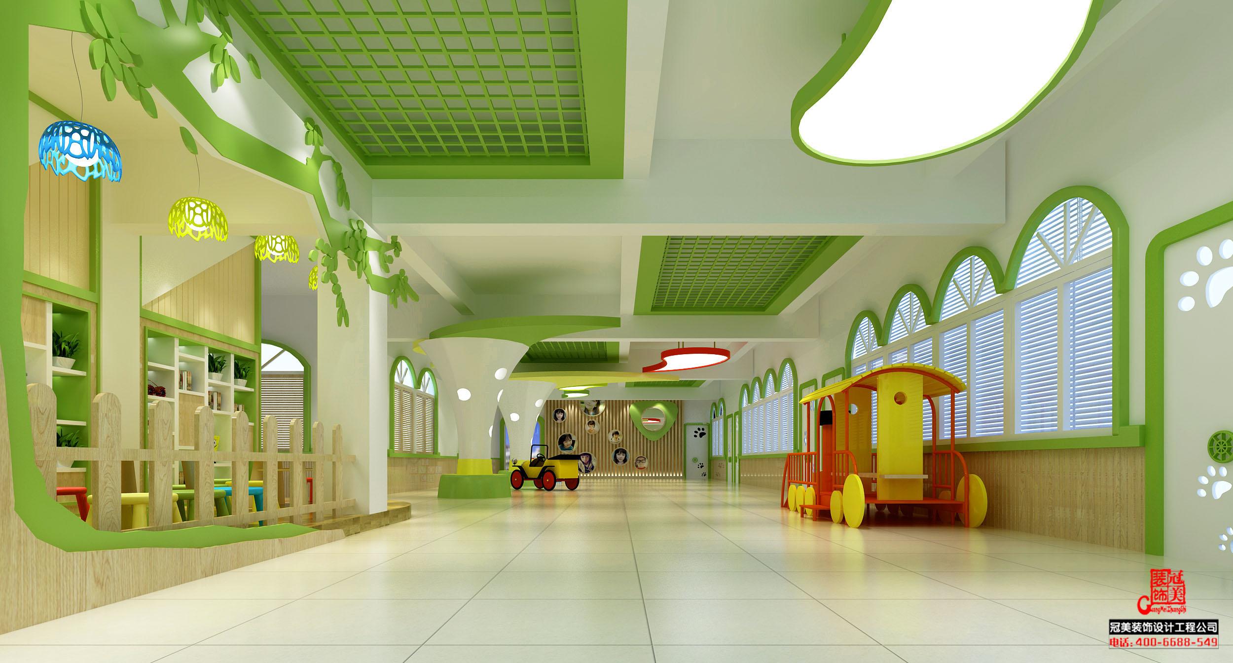 幼儿园设计案例
